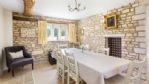 Elm Tree Cottage Dining Room - StayCotswold