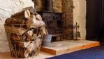 Honey Cottage - Log Burner