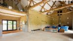 Baxters Farm Barn - Open living space - StayCotswold