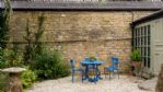 The Old Stables Patio - StayCotswold