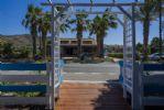 Entrance to Beach Cafe