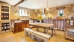 High Barn & Little Barn Kitchen - StayCotswold