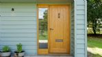 Meadow Cottage Front Door - StayCotswold