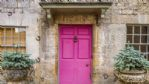 Brimpsfield House Front Door - StayCotswold