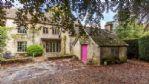 Brimpsfield House Driveway - StayCotswold