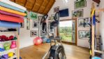 Brimpsfield House Gym - StayCotswold