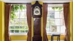 Brimpsfield House Clock - StayCotswold