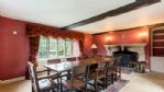 Brimpsfield House Dining Room - StayCotswold