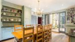 Brimpsfield House Kitchen Dining Area - StayCotswold
