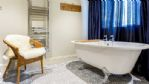 Longborough House Bathroom - StayCotswold