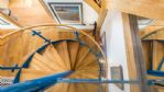 Great Moor Lake House Staircase - StayCotswold