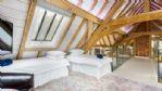 Great Moor Lake House Twin Bedroom - StayCotswold