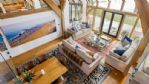 Great Moor Lake House Lounge Area - StayCotswold