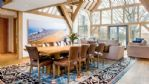 Great Moor Lake House Dining Area - StayCotswold