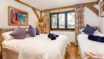 Great Moor Lake House Double Bedroom - StayCotswold