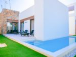 130. Cabo Roig Modern  2 Bedroom Detached Villa with Private Pool