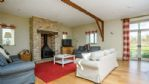 Owl Barn Living Area - StayCotswold