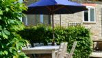 Owl Barn Outdoor Dining Area - StayCotswold