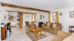 Prince Barn Living Room - Goodlake Barns - StayCotswold