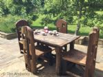 Outdoor dining 30 - The Thatched Cottage