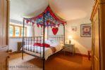Hessian Bedroom
