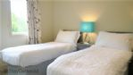 Water's Edge Twin Bedroom - StayCotswold