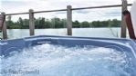 Water's Edge Hot Tub - StayCotswold
