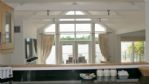 Water's Edge Kitchen View - StayCotswold