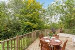 Indah Cottage Outdoor Dining Area - StayCotswold