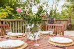 Indah Cottage Alfresco Dining - StayCotswold