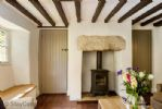 Indah Cottage Log Burner - StayCotswold