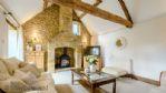 Nursery House Fireplace - StayCotswold