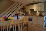 Hill Top Cottage in Walden dale near West Burton in the Yorkshire Dales