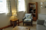 Interesting, spacious open plan living area at Holly Tree Cottage in East Witton, Wensleydale in the Yorkshire Dales