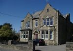 Spacious lounge with dining area and kitchen off at Burnside View in Hawes, Wensleydale in the Yorkshire Dales
