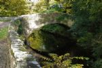 Beck Side in West Burton, Wensleydale in the Yorkshire Dales