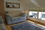 Beautiful double bedroom at Maltings in Masham