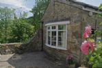 Hazelely Cottage in West Burton in Wensleydale in the Yorkshire Dales