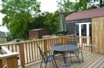 Outside decked veranda 12 - Innishfree