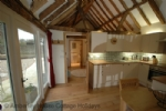 Thumbnail Image - From the living and kitchen area through to the bedroom and shower room