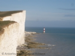 Thumbnail Image - The lighthouse from the cliff top