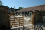 Thumbnail Image - Set within a farm courtyard of three conversions