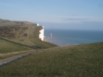 Thumbnail Image - Beachy Head Lighthouse from Belle Tout