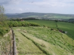 Thumbnail Image - Looking east along the South Downs above Steyning