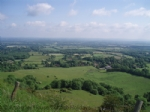 Thumbnail Image - Looking north from Ditchling Beacon