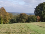 Thumbnail Image - Looking south east from Nymans Gardens