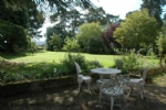 Thumbnail Image - The garden from the terrace