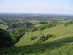Thumbnail Image - Looking north from the Downs