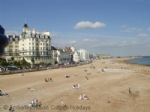 Thumbnail Image - The beach at Eastbourne
