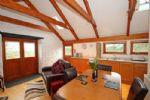 Open plan living 3 - Bay View Barn